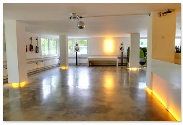 Veranstaltungen, Partyraum aus 70173 Süd (Stuttgart)