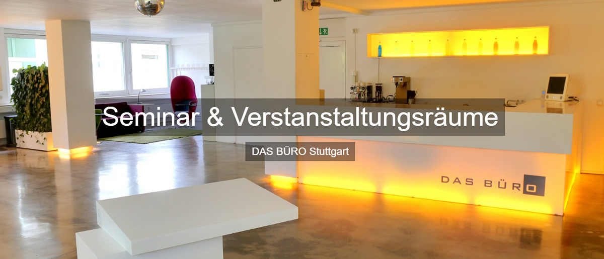 Veranstaltungsräume für  Botnang (Stuttgart), Leinfelden-Echterdingen, Ditzingen, Kornwestheim, Ostfildern, Filderstadt, Esslingen (Neckar) und Korntal-Münchingen, Fellbach, Gerlingen